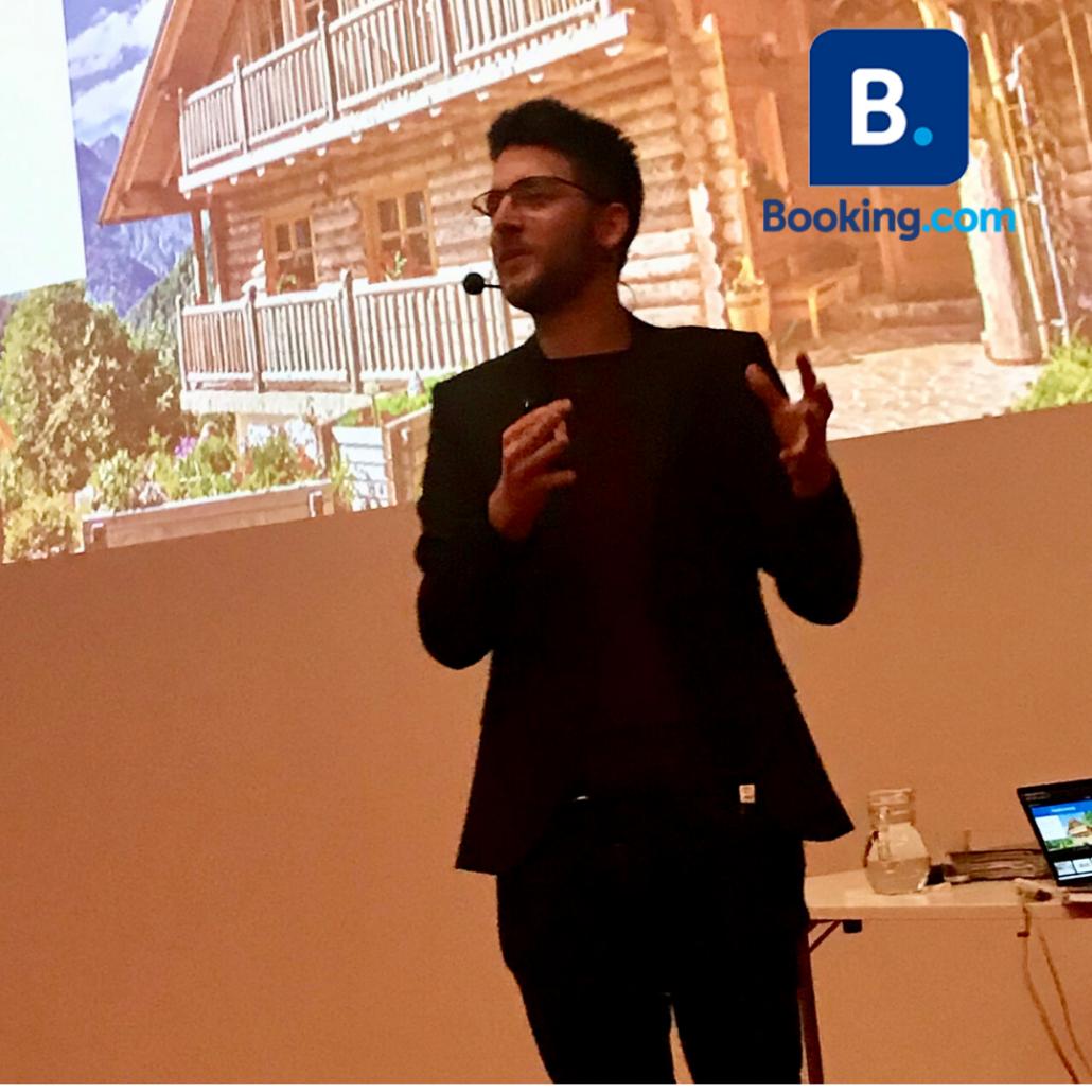 oddajanje nepremičnine na Booking.com in airbnb