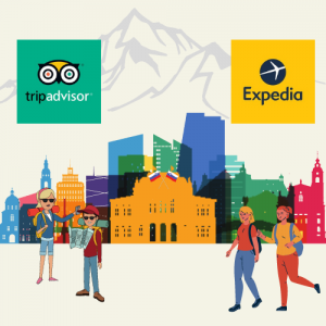 Expedia in Tripadvisor poslovanje